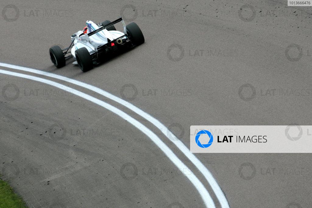 Rockingham, Northamptonshire. 17th - 18th September 2011.Jack Hawksworth (GBR) ATech Reid Formula Renault.World Copyright: Ebrey/LAT Photographic.
