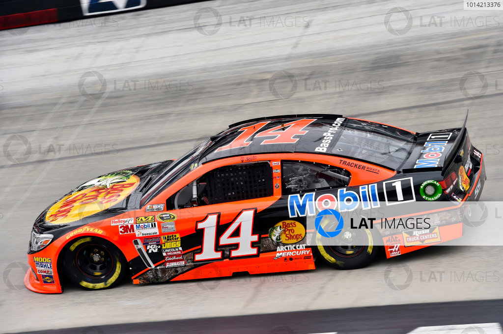 22-23 August, 2014, Bristol, Tennessee USA Jeff Burton ? 2014, Nigel Kinrade LAT Photo USA
