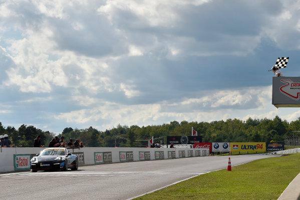 29-31 August 2014, Bowmanville, Ontario Canada  Finish, 69, Scott Hargrove, Platinum, 2014 Porsche ?2014, Scott R LePage  LAT Photo USA