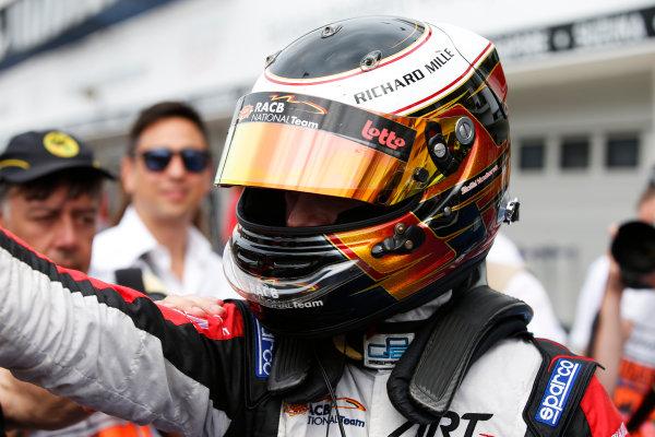 2014 GP2 Series Round 7. Hungaroring, Budapest, Hungary. Sunday 27 July 2014. Stoffel Vandoorne (BEL, ART Grand Prix)  Photo: Sam Bloxham/GP2 Series Media Service. ref: Digital Image _W2Q1526