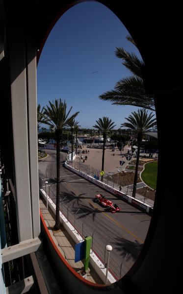 16-17 April, 2010, Long Beach, California, USADario Franchitti