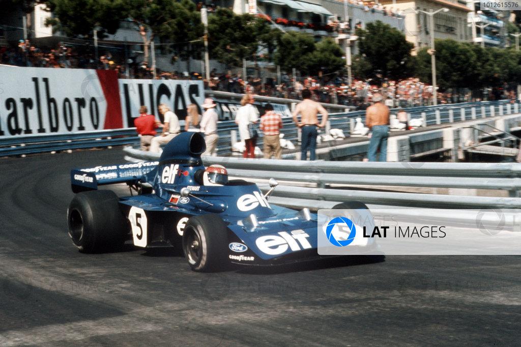 1973 Monaco Grand Prix.