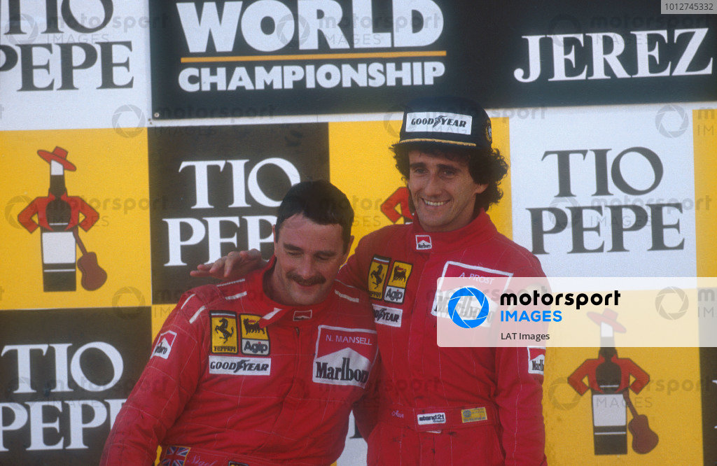 1990 Spanish Grand Prix.