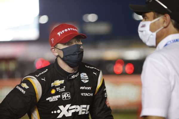 Josef Newgarden, Team Penske Chevrolet Copyright: Chris Jones - IMS Photo