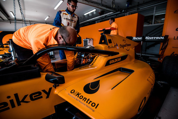 Sebastian Fernandez (ESP) Campos Racing