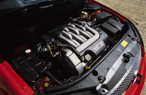 Ford Mondeo 2.5 V6 Zetec-S.