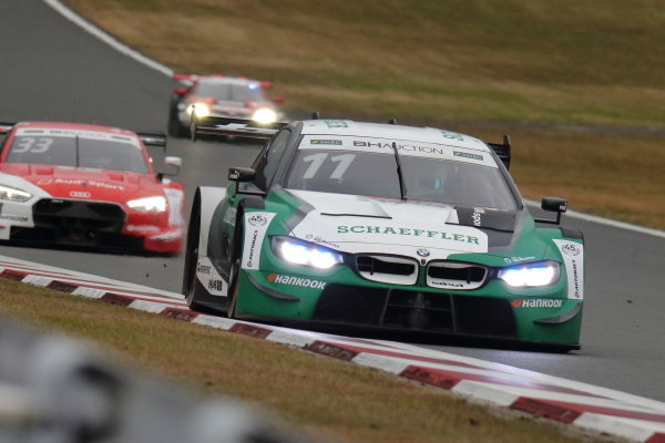 Super GT - DTM Dream Race. Marco Wittmann, BMW Team RBM, BMW M4 DTM, 2nd in race two