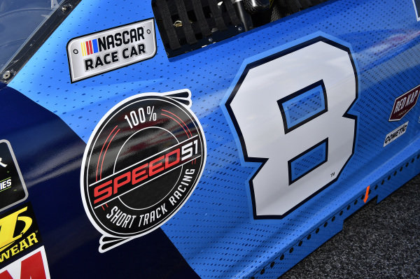 #8: Daniel Hemric, Richard Childress Racing, Chevrolet myblu