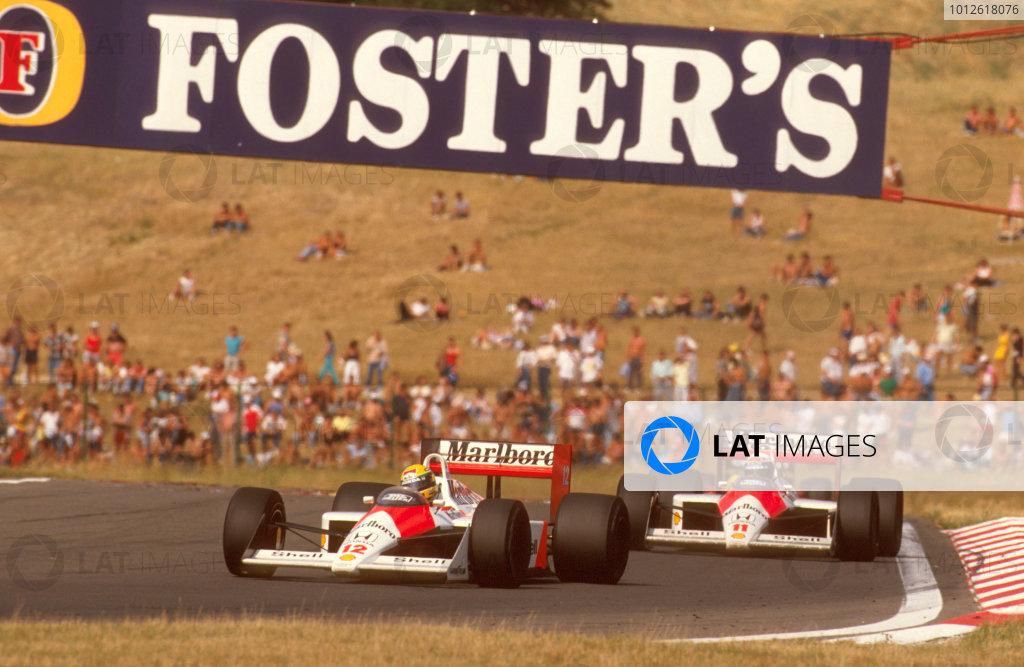 1988 Hungarian Grand Prix.