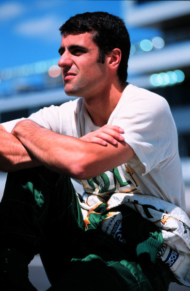 1999 CART Chicago GP, 22/8/99Dario Franchitti-1999, Michael L. Levitt, USALAT PHOTOGRAPHIC