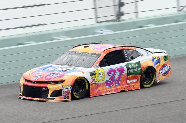 #37: Chris Buescher, JTG Daugherty Racing, Chevrolet Camaro Scott Comfort Plus