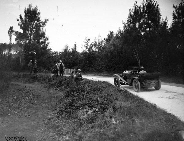 Dudley Benjafield / Sammy Davis, Bentley Motors Ltd., Bentley 3 Litre Speed.