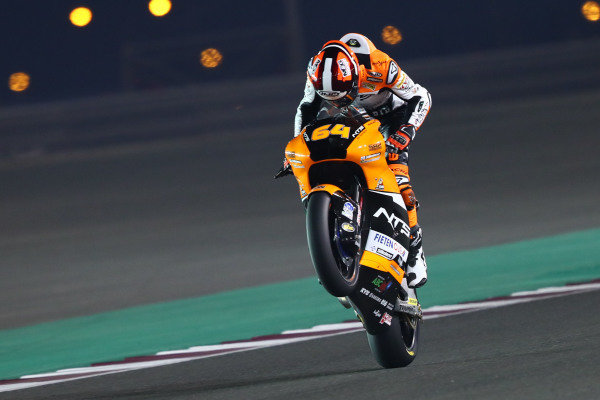 Bo Bendsneyder, RW Racing GP.