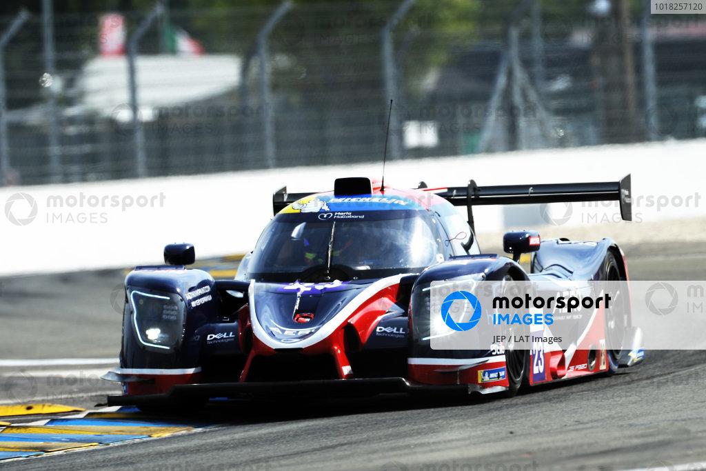 #23 Ligier JS P320 - Nissan / UNITED AUTOSPORTS / John Schauerman / Wayne Boyd
