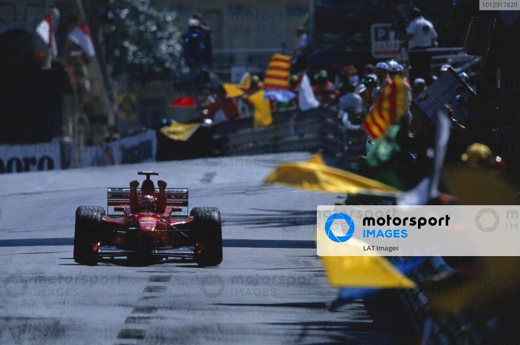 1999 Monaco Grand Prix.