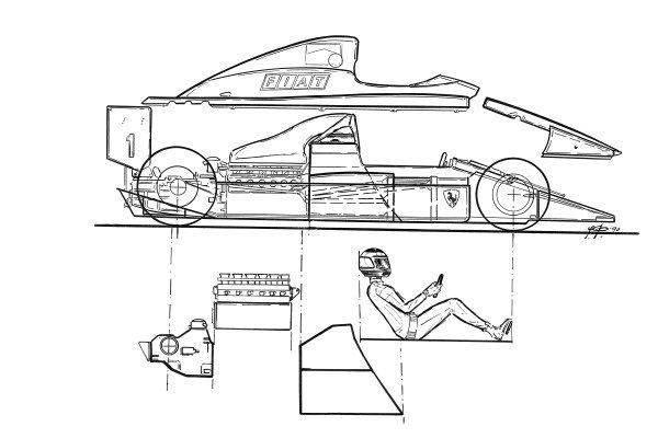 Ferrari F1-90 (641) 1990