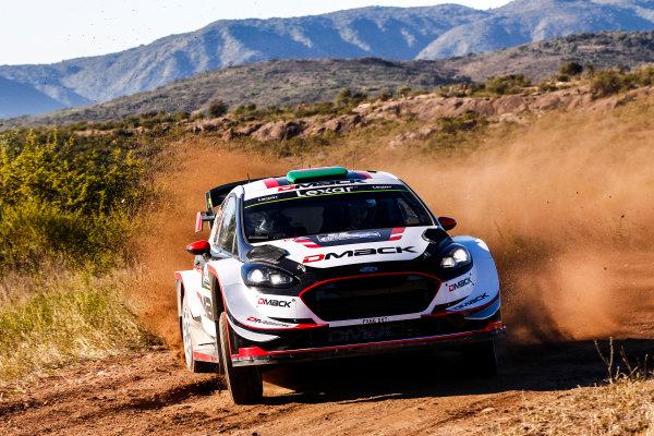 2017 FIA World Rally Championship, Round 05, Rally Argentina, April 27-30, 2017, Elfyn Evans, Ford, Action, Worldwide Copyright: McKlein/LAT