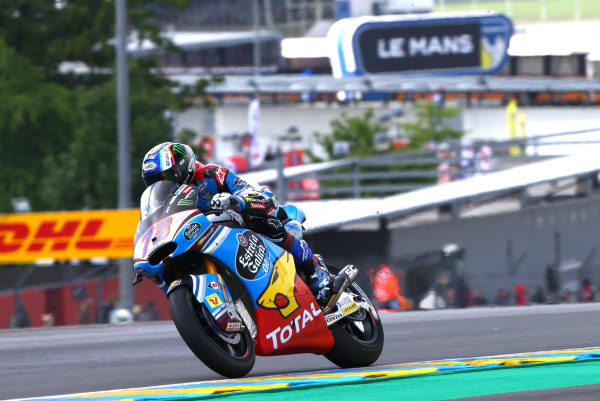 2017 Moto2 Championship - Round 5 Le Mans, France Friday 19 May 2017 Alex Marquez, Marc VDS World Copyright: Gold & Goose Photography/LAT Images ref: Digital Image 670553