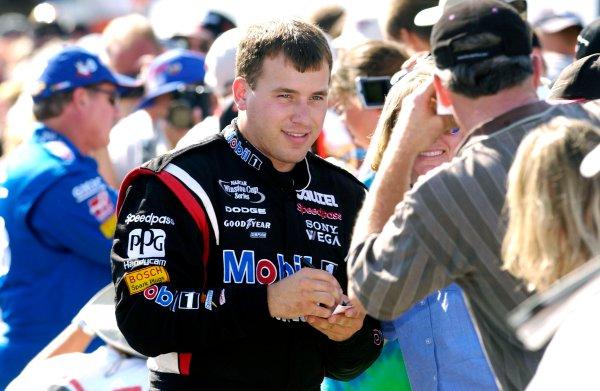 2003 NASCAR,Pocono Raceway,Pennsylvania 500,USA July27-Ryan Newman,-Robert LeSieur 2003LAT Photographic
