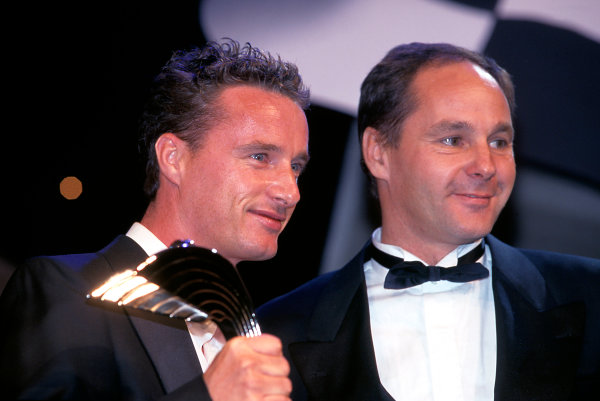 Grosvenor House Hotel, Park Lane, London. 5 December 1999.