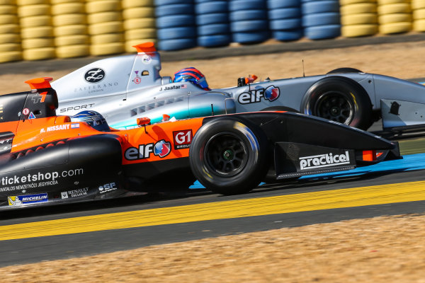 Le Mans (FRA) SEPT 25-27 2015 - World Series by Renault 2015 at the Bugatti circuit of Le Mans. Roy Nissany #17 Tech 1 Racing. Action. © 2015 Diederik van der Laan  / Dutch Photo Agency / LAT Photographic