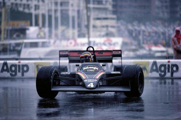 Stefan Bellof, Tyrrell 012 Ford.