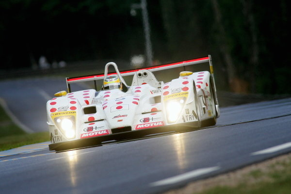 Ryo Michigami (JPN) / Katsutomo Kaneishi (JPN) / Seiji Ara (JPN) Jim Gainer International  Dome Mugen was inside the top 5 after quaiifying.
