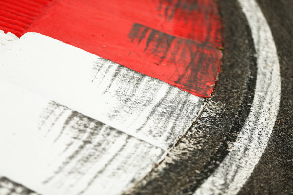 Sepang International Circuit, Sepang, Kuala Lumpur, Malaysia. Thursday 26 March 2015. Track and kerbing. World Copyright: Alastair Staley/LAT Photographic. ref: Digital Image _79P0893