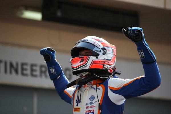 2015 GP3 Series Round 8. Bahrain International Circuit, Bahrain Saturday 21 November 2015. Luca Ghiotto (ITA, Trident)  Photo: Jakob Ebrey/GP3 Series Media Service. ref: Digital Image AD8T9907