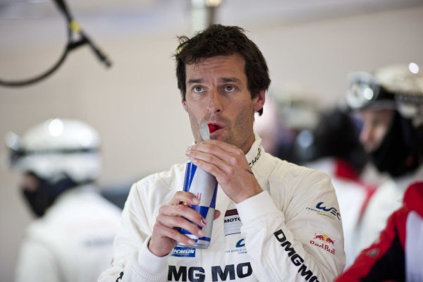 Mark Webber (AUS) Porsche WEC Team. World Endurance Championship, Rd1, Silverstone, England, 18-20 April 2014.