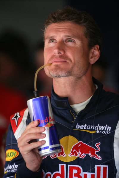 2005 San Marino Grand Prix - Friday Practice,Imola, Italy. 22nd April 2005 David Coulthard, Red Bull Racing Cosworth RB1, portrait World Copyright: Steve Etherington/LAT Photographic ref: 48mb Hi Res Digital Image Only