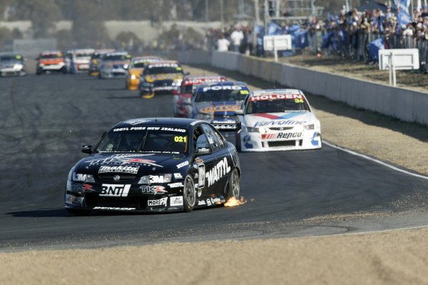 2004 Australian V8 Supercars