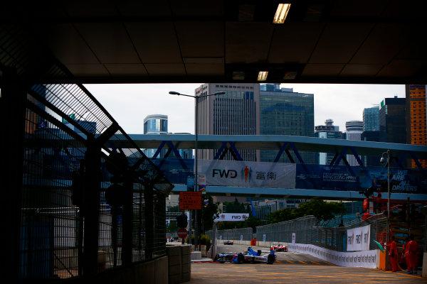 Suzuka Circuit, Japan. Sunday 09 October 2016. Robin Frijns (27, Andretti Formula E) World Copyright: Zak Mauger/LAT Photographic ref: Digital Image _X0W1780