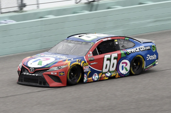 #66: Timmy Hill, Phoenix Air Racing, Toyota Camry Rewards.com