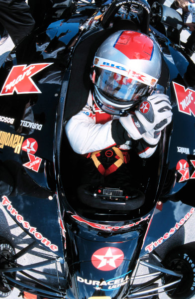 1999 CART MIAMI GP, 21-3-99, Homestead, FL, USAMichael Andretti-1999, Michael L. Levitt, USA 248-399-3371LAT PHOTOGRAPHIC