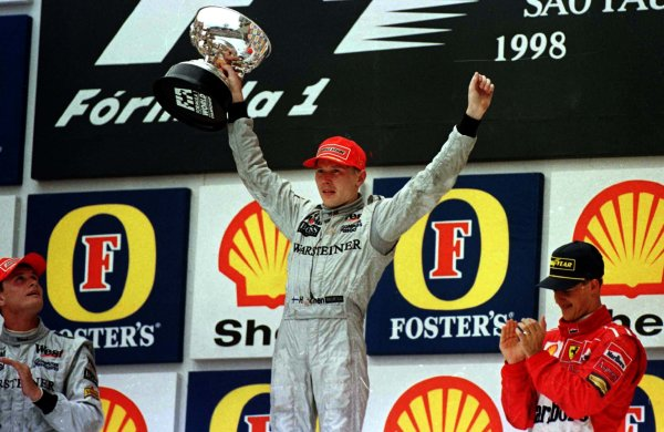 1998 Brazilian Grand Prix.