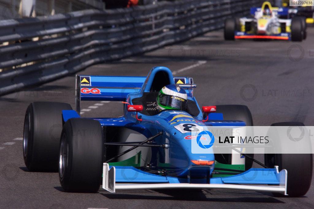 1999 International Formula 3000 Championship.Monte Carlo, Monaco.13 May 1999.Gonzalo Rodriguez (Team Astromega), 1st position.World - Lawrence/LAT Photographic
