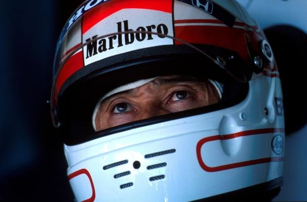 Satoru Nakajima(), Tyrrell 019, 6th place Japanese GP - Suzuka, Japan, 21 October 1990