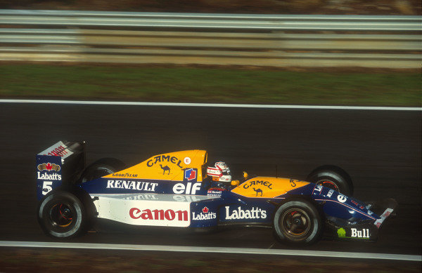 1992 Portuguese Grand Prix.