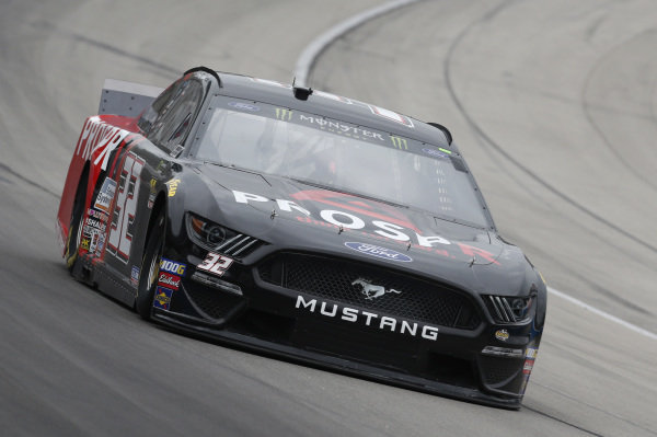 #32: Corey LaJoie, Go FAS Racing, Ford Mustang PROSPR
