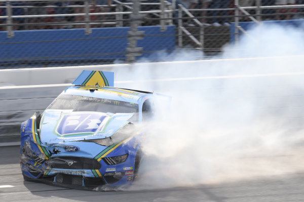 #17: Ricky Stenhouse Jr., Roush Fenway Racing, Ford Mustang Fifth Third Bank