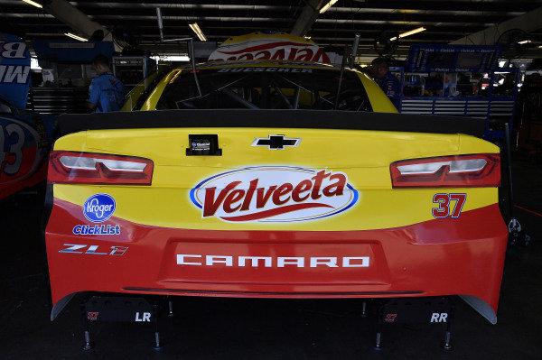 #37: Chris Buescher, JTG Daugherty Racing, Chevrolet Camaro Velveeta