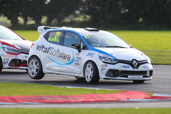 2017 Renault Clio Cup, Snetterton. 29th-30th July 2017, Mike Bushell (GBR) Team Pyro Renault Clio Cup World copyright. JEP/LAT Photographic