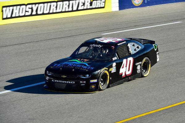NASCAR XFINITY Series Virginia529 College Savings 250 Richmond Raceway, Richmond, VA USA Friday 8 September 2017 Timmy Hill, Dodge Challenger World Copyright: John K Harrelson / LAT Images