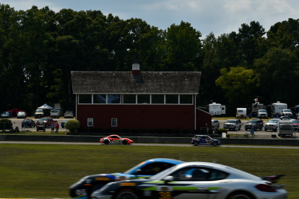 Round 8 - Virginia International Raceway, Virginia