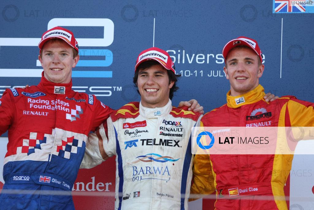 2010 GP2 Series. Round 5.