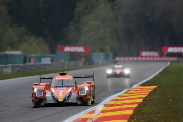 2017 FIA World Endurance Championship. Spa-Francorchamps, Belgium, 4th-6th May 2017. #26 G-Drive Racing Oreca 07 Gibson: Roman Rusinov, Pierre Thiriet, Alex Lynn World Copyright: JEP/LAT Images