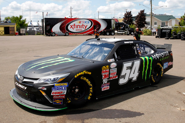7-8 August, 2015, Watkins Glen, New York USA Boris Said, Monster Energy Toyota Camry  ?2015, Russell LaBounty LAT Photo USA