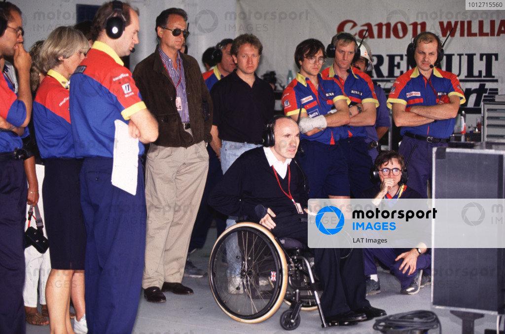 1992 Portuguese Grand Prix.