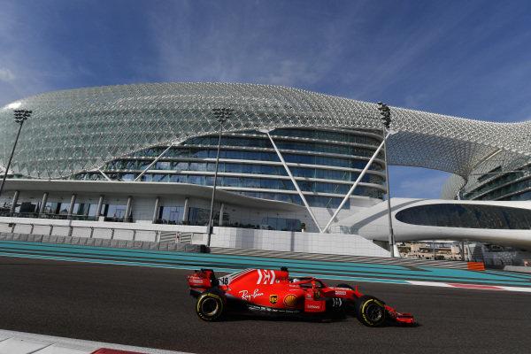Yas Marina Circuit, Yas Island, Abu Dhabi, UAE